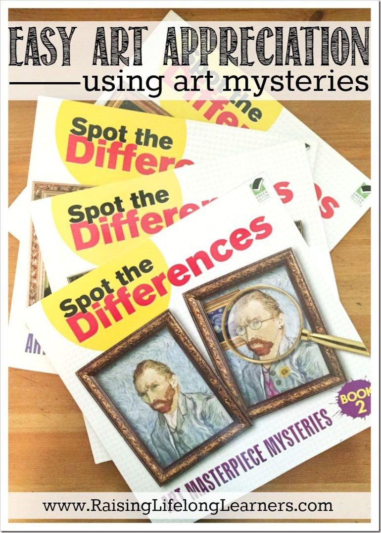 Easy Art Appreciation Using Art Mysteries