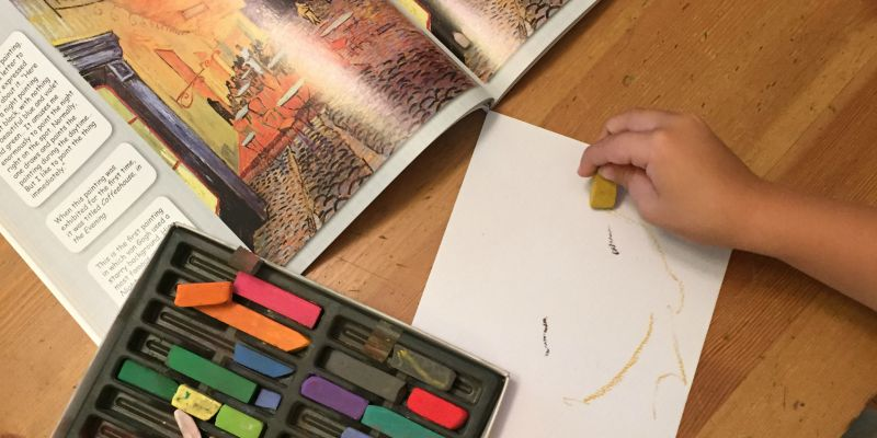 Easy Art Appreciation Using Art Mystery Books