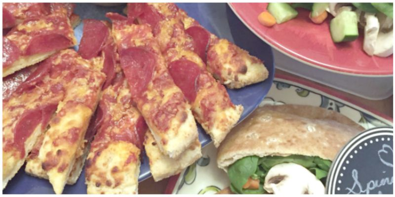 Easy Game Day Snacking Fun for the Whole Family