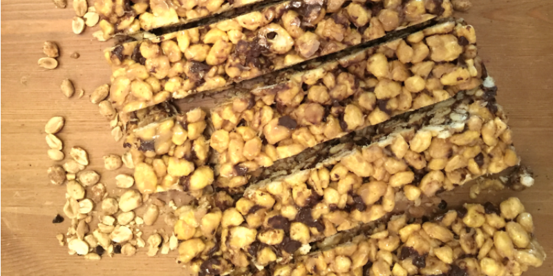 Grab and Go Cereal Bar Recipe