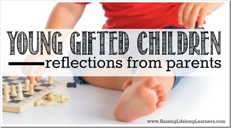 Young Gifted Children - Reflections from Parents