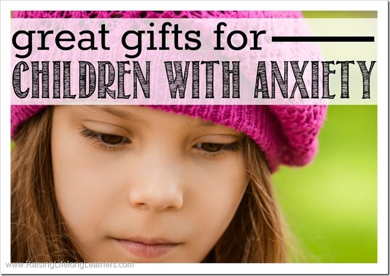 Gifts for Gifted Kids - Gifts for Children with Anxiety FB