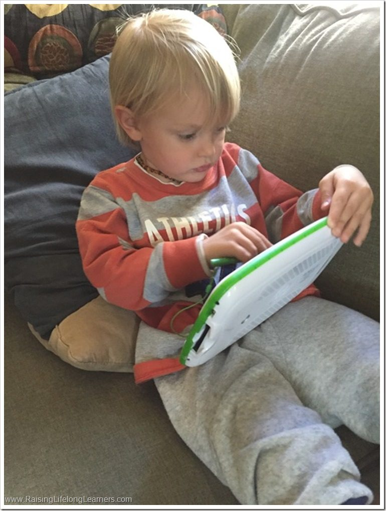 Learning with LeapFrog - LeapPad Platinum Review
