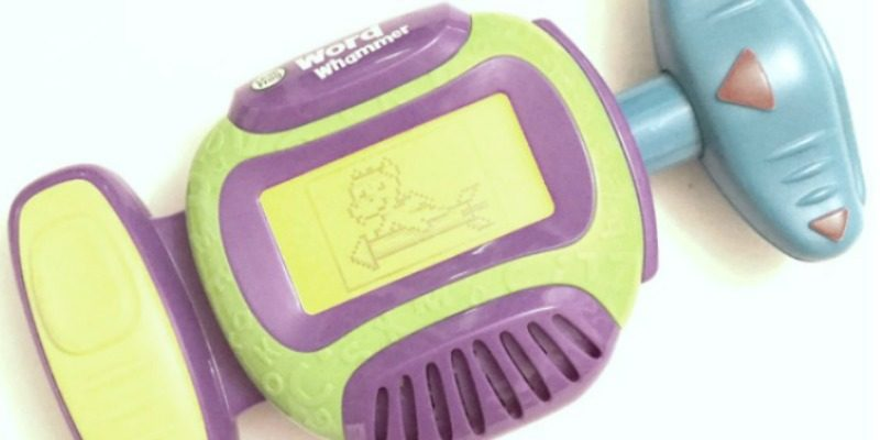 Learning with LeapFrog | Word Whammer Review