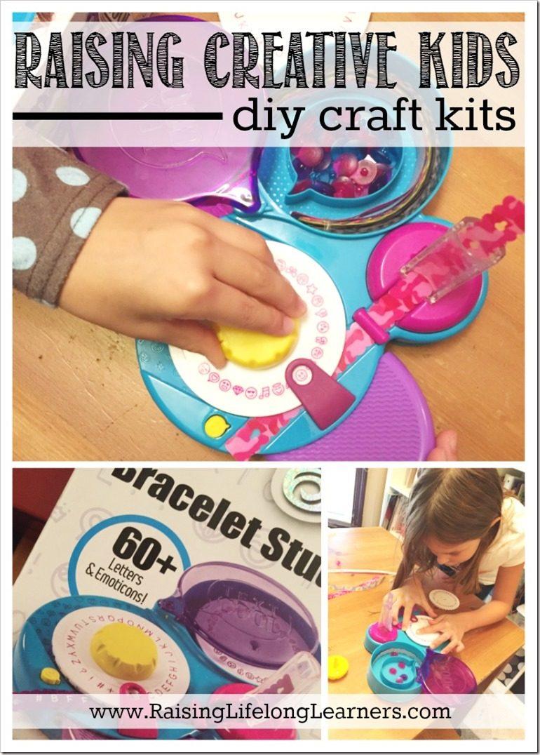 Raising Creative Kids Diy Craft Kits Imacoolmaker Cg