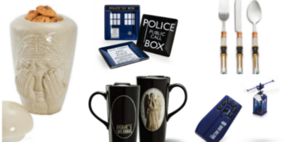 Fantastic Gifts for Whovians of All Ages