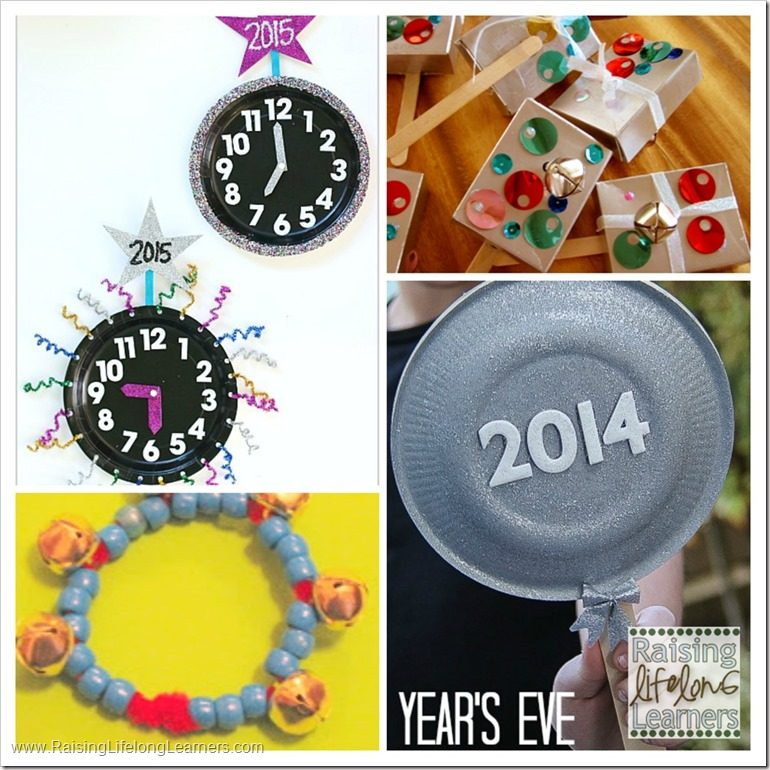 25 New Year's Eve Activities for Kids