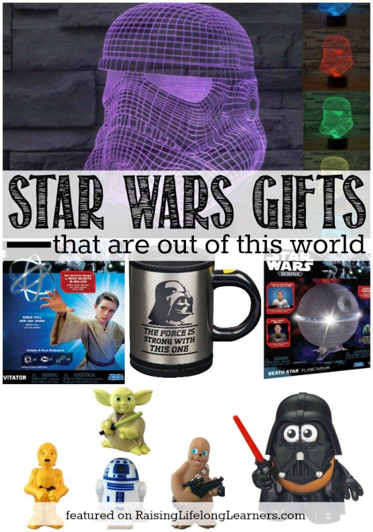 Star Wars Gifts that are Out of This World
