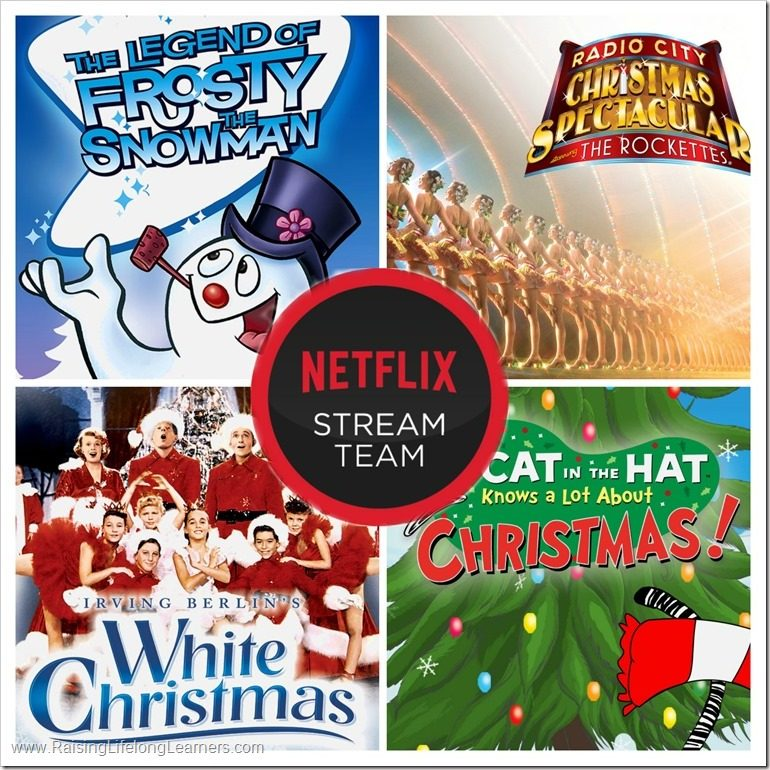 Celebrating Christmas with Netflix - Family Friendly Movies to Stream