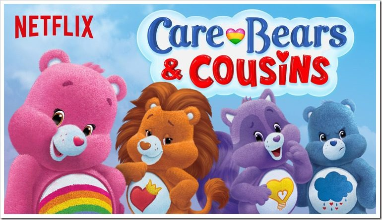 Care Bears Cousins