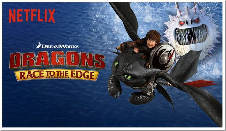 Dragons- Race To The Edge