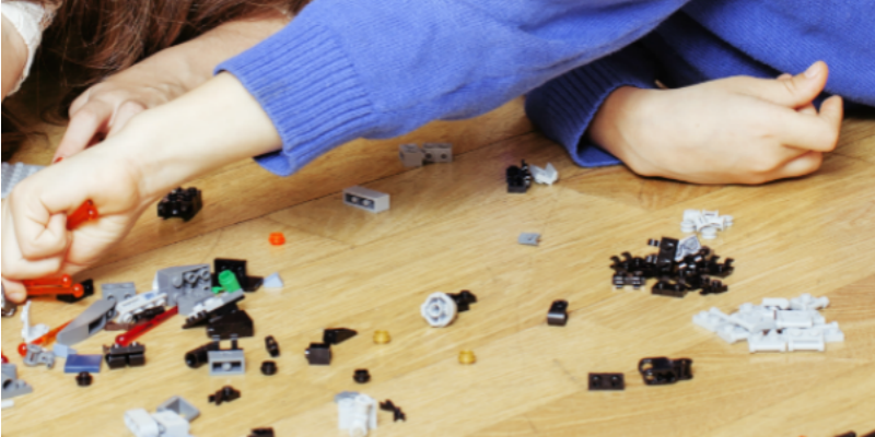 Inspire Creativity with LEGO and Netflix