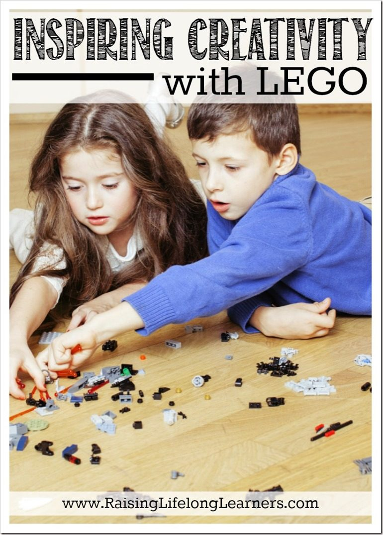 Inspiring Creativity with LEGO