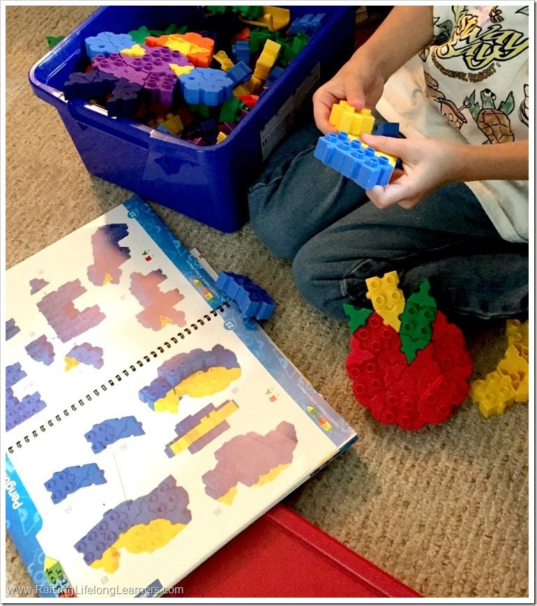 STEM for Preschoolers - ThinkPlay STEM Jr Review