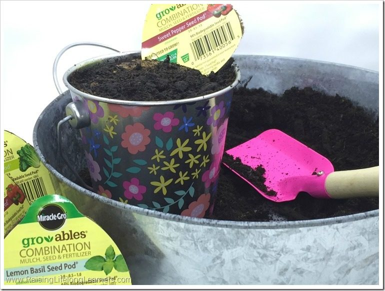 Growing Gardens with Kids - with Free Printable Garden Journal