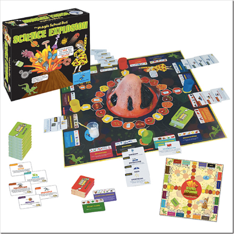 Math and Science Explosion Game Deal