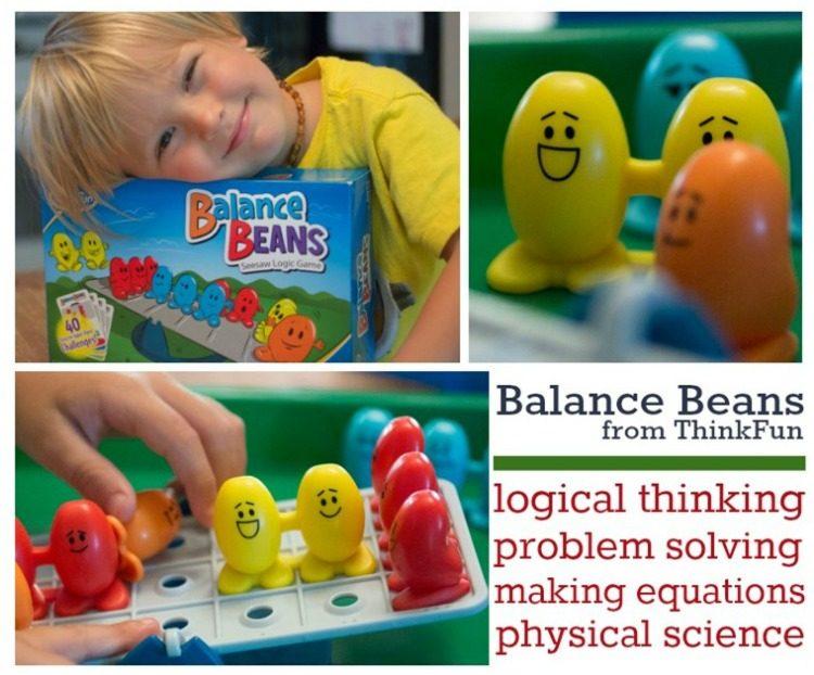 Balance Beans by ThinkFun Review