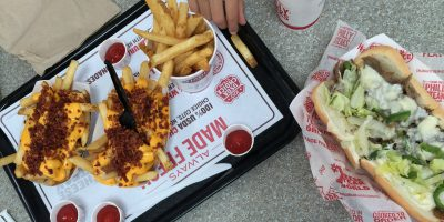 Charleys Philly Steaks | A Review