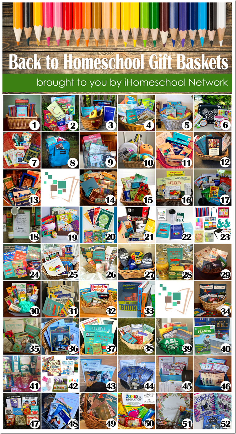 Gift Baskets 2016 Collage 2