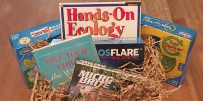 Eclectic Homeschooling | A Back to School Giveaway You'll Love