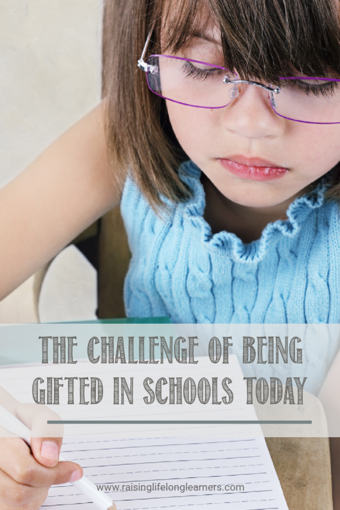 challenge of being gifted in schools