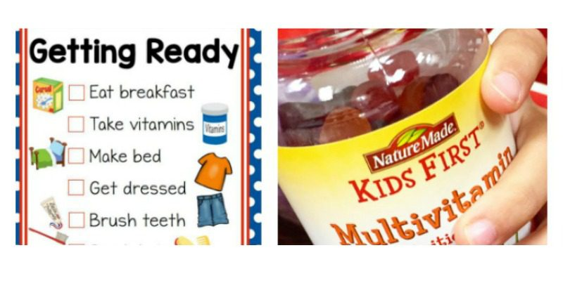 Get the Kids Off to a Healthy Start in the Mornings