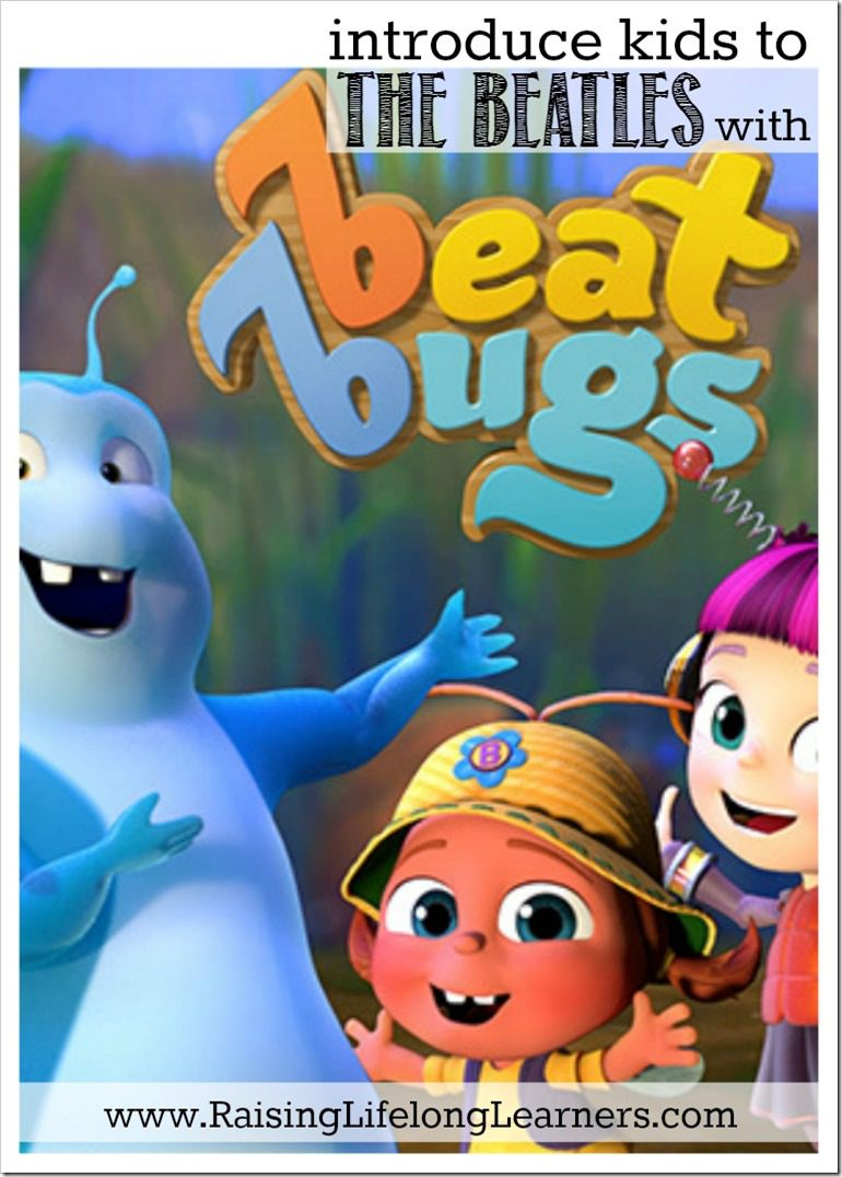 Beat Bugs with Netflix #StreamTeam