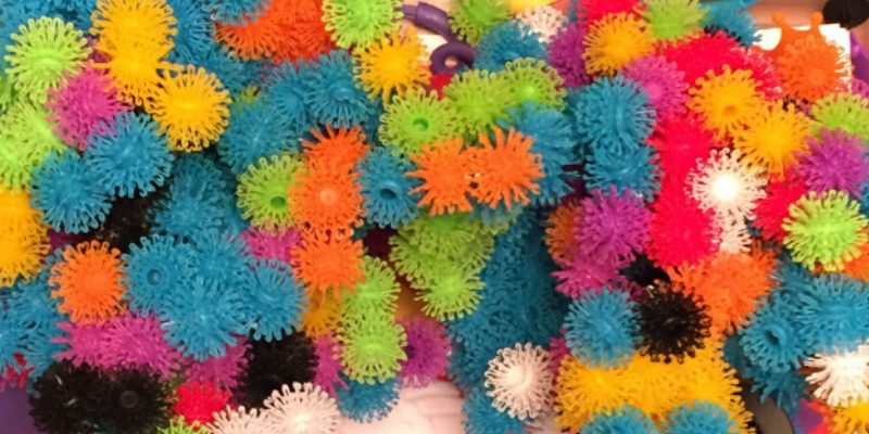 Sensory Play with Bunchems Alive