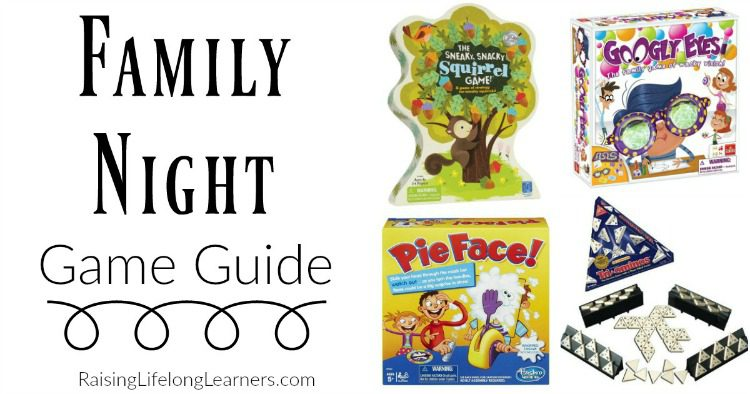 fFamily Game Night Guide