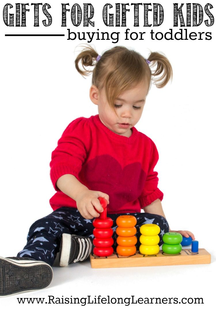 Gifts for Gifted Toddlers