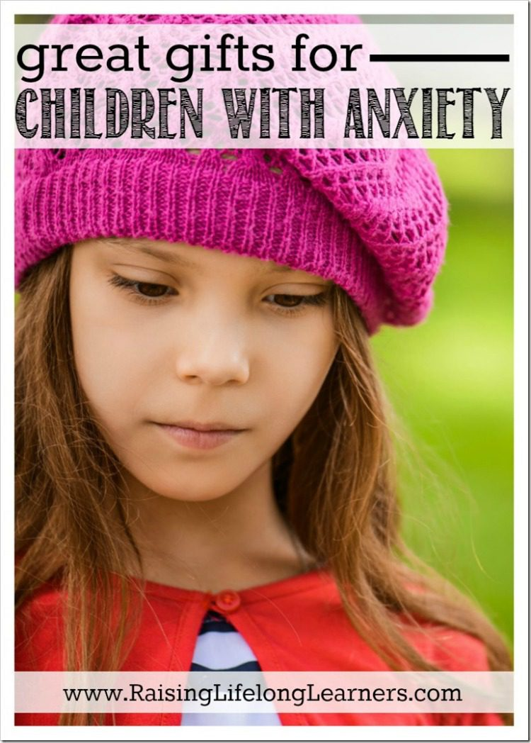 Gifts for Children with Anxiety