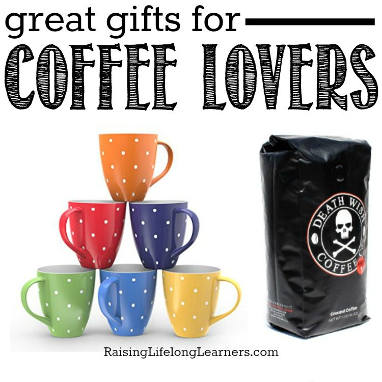 Great Gifts for Coffee Lovers