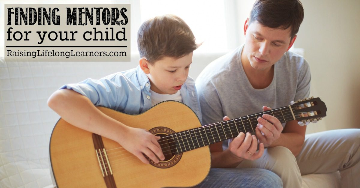 Finding Mentors for Your Child