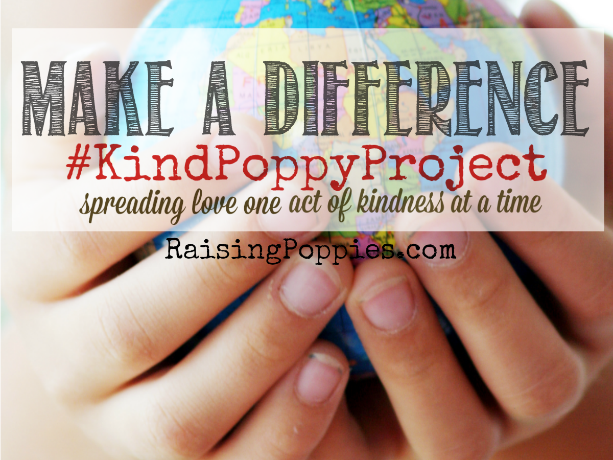 The #KindPoppyProject