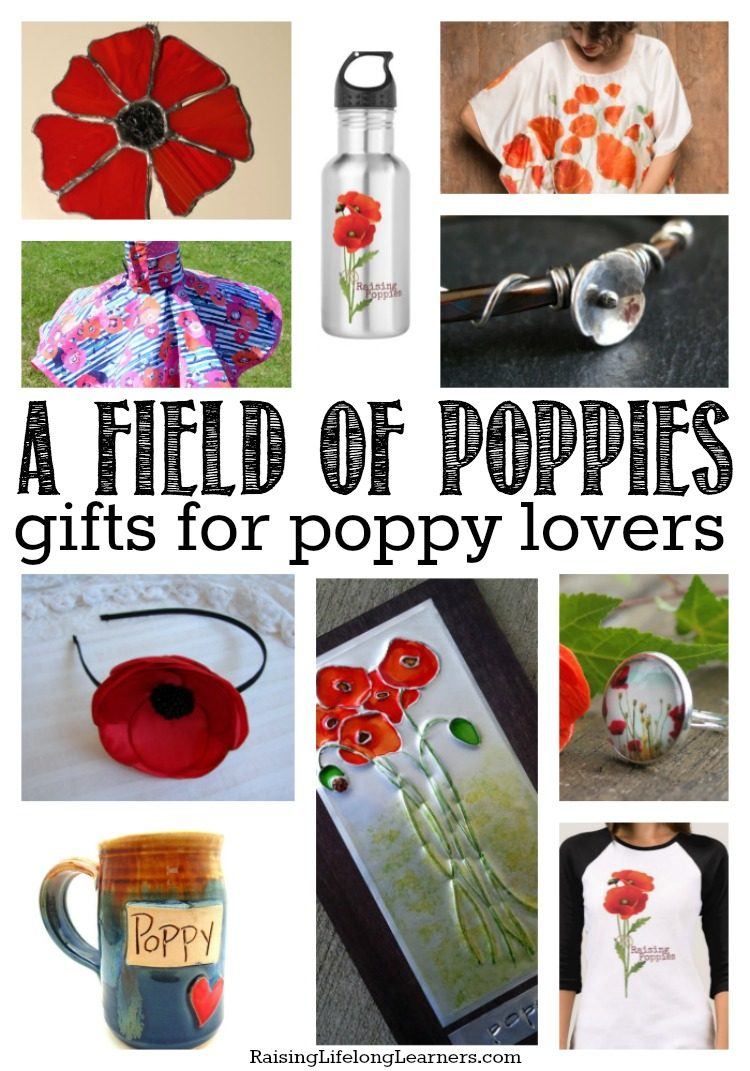 A Field of Poppies - Gifts for Poppy Lovers