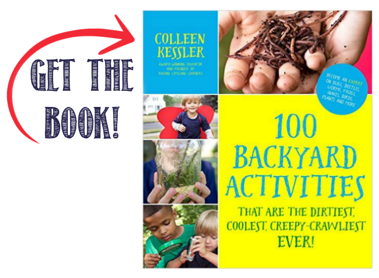 100 Backyard Activities That Are the Dirtiest, Coolest, Creepy-Crawliest Ever a