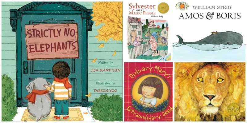 Books to Inspire Kindness and Thankfulness