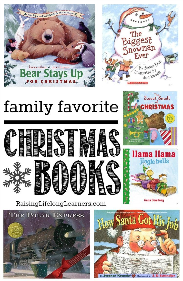 Family Favorite Christmas Books