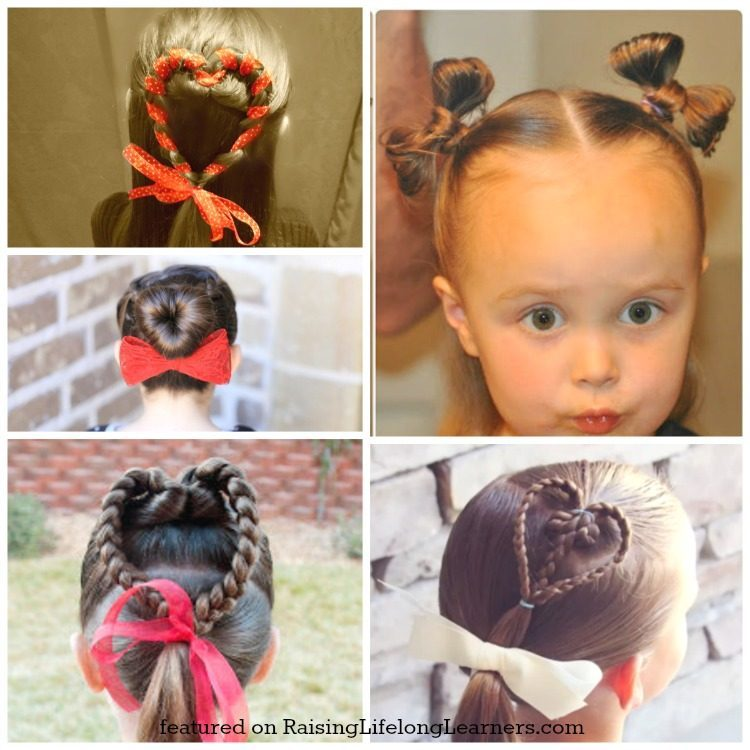 Hairstyles For 5th Grade : 50 adorable valentines day hairstyles for girls easy