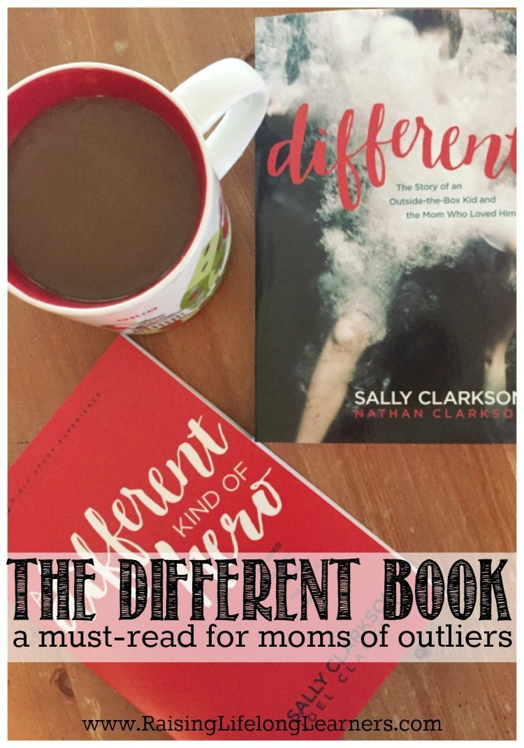 Once in a while a book comes along that rocks my world. Different is one of those books. If you parent differently-wired kids, you need this book.