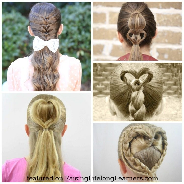 Super 50 Adorable Valentines Day Hairstyles For Girls Easy Hairstyles Schematic Wiring Diagrams Phreekkolirunnerswayorg