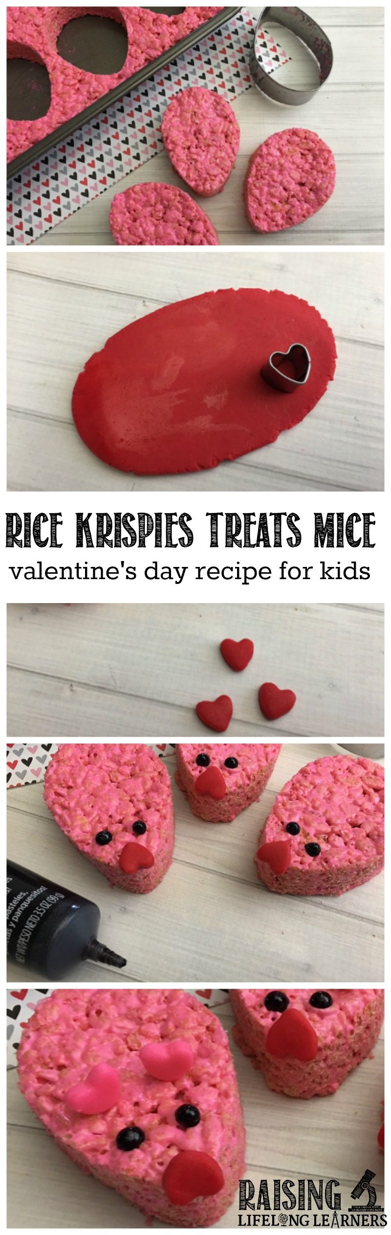 Rice Krispies Treats Mice