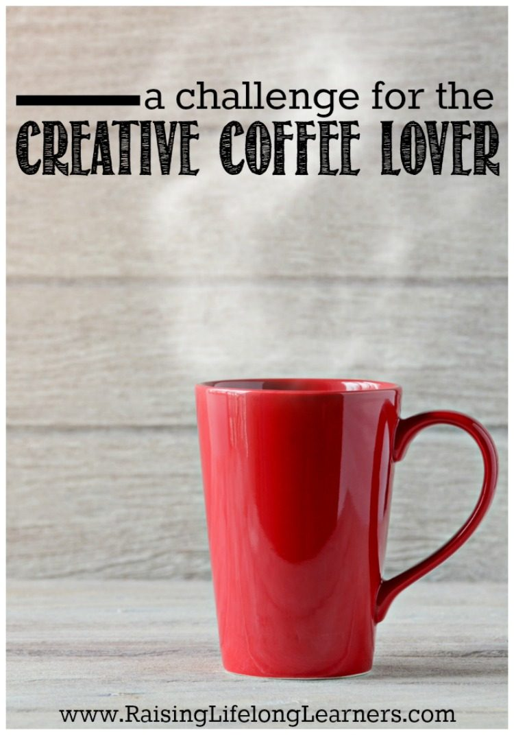 A Challenge for the Creative Coffee Lover