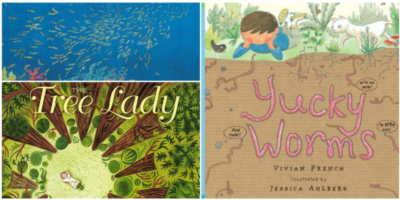 Awesome Books for Kids Who Love Nature