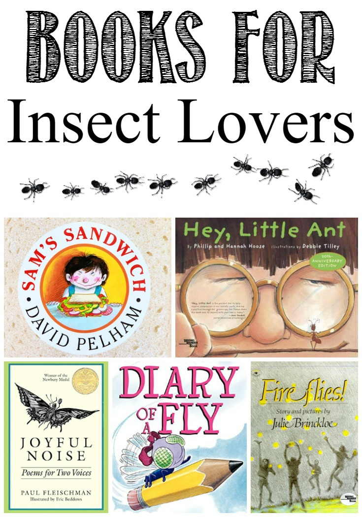 Books for Insect Lovers