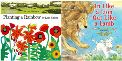 Great Books to Read with Your Kids in March