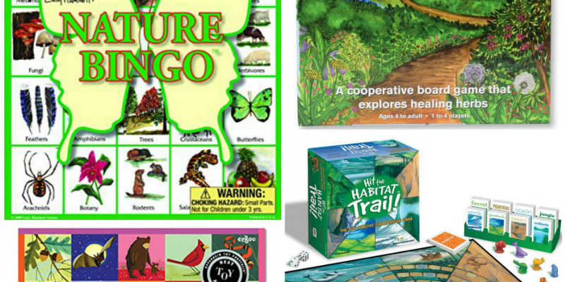 Nature Themed Games Your Kids Will Love