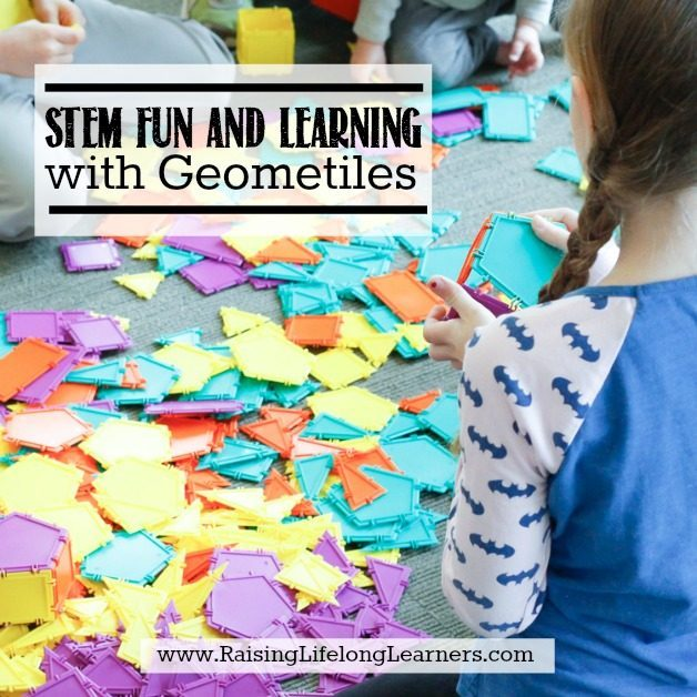 STEM Fun and Learning with Geometiles