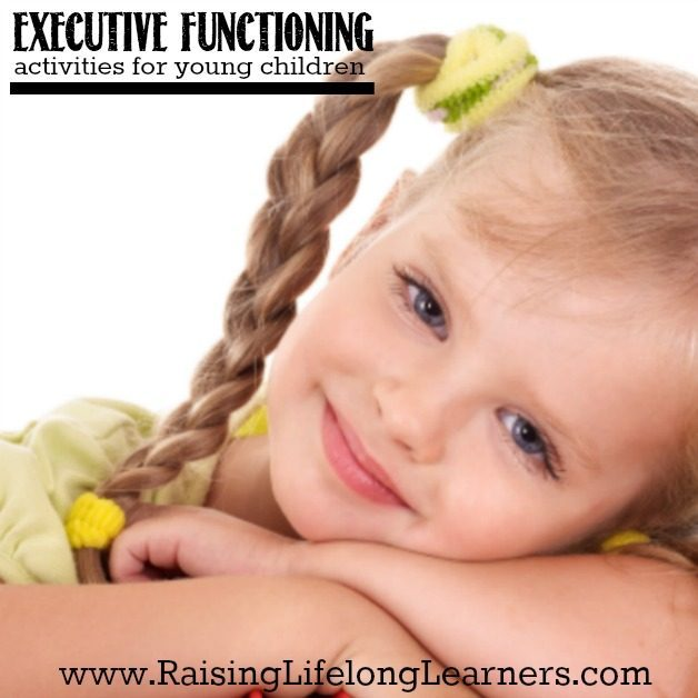 Executive Functioning Activities for Young Children