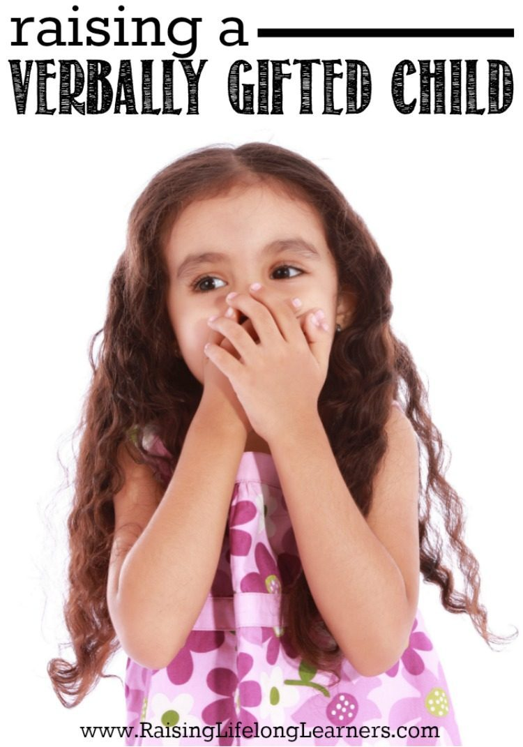 Raising a Verbally Gifted Child